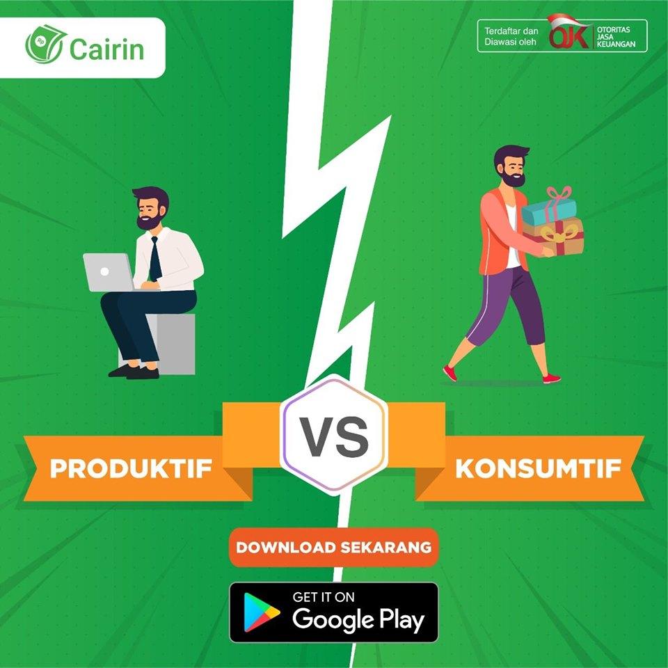 Hutang Produktif dan Konsumtif