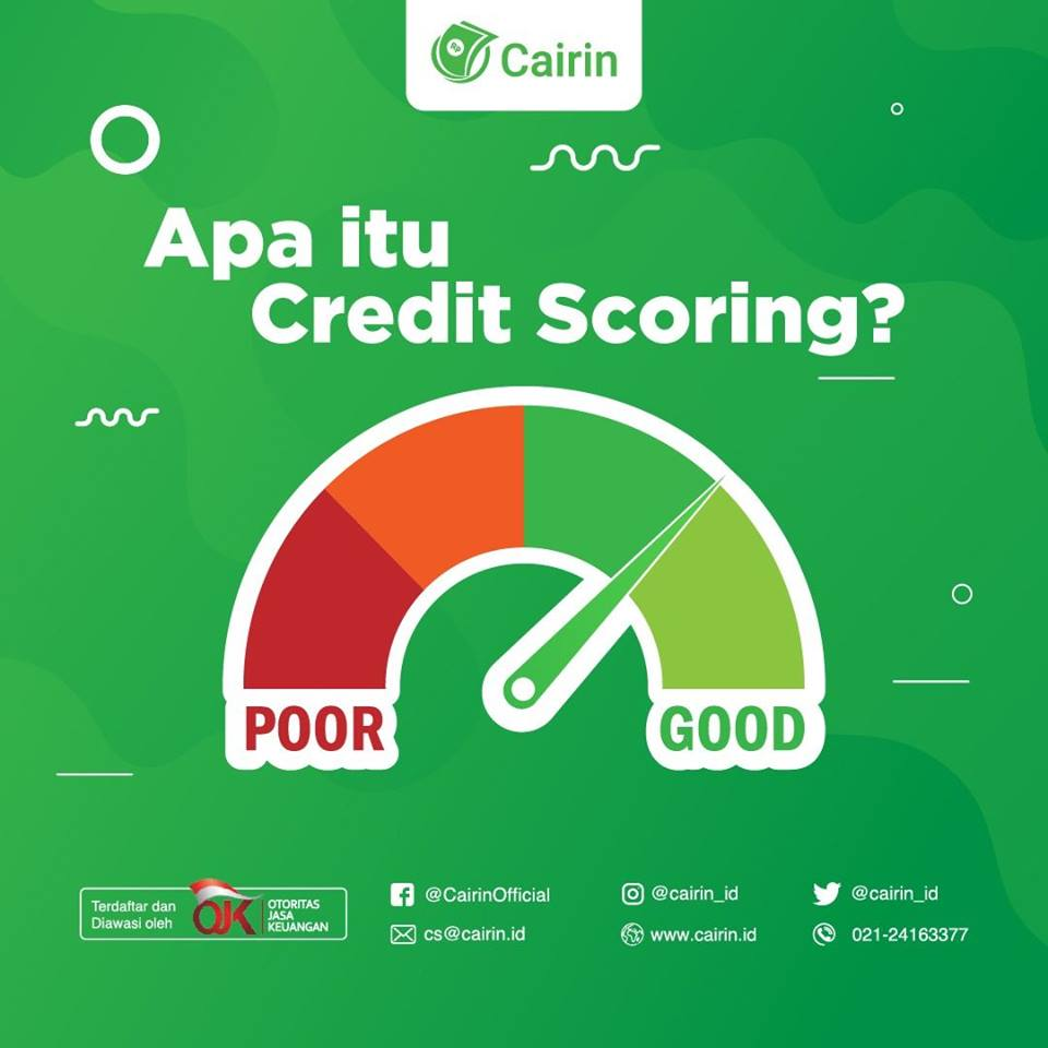 Mengenal Credit Scoring