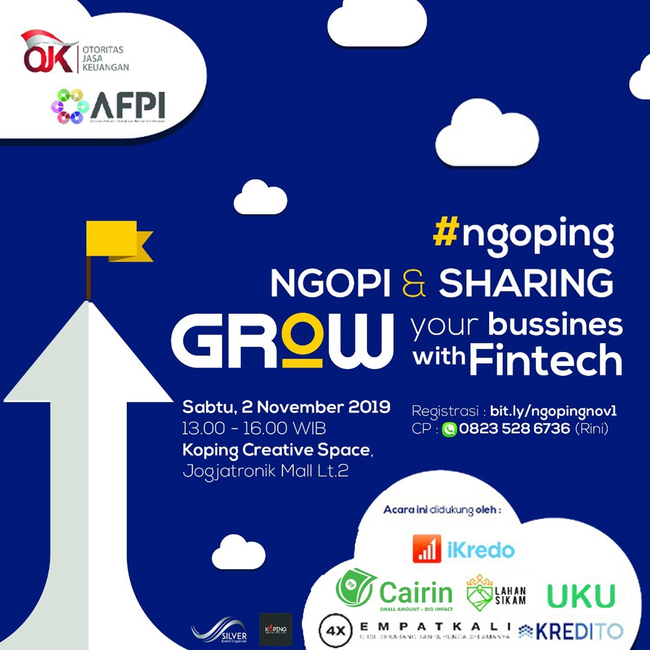Grow Your Business With Fintech