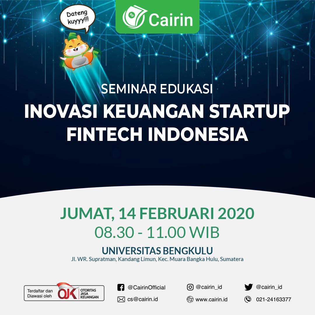 Inovasi Keuangan Startup Bersama Fintech Indonesia
