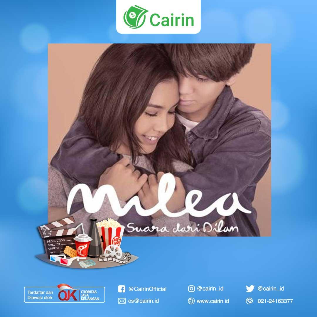 Review Film Milea Quot Suara Dari Dilan Quot