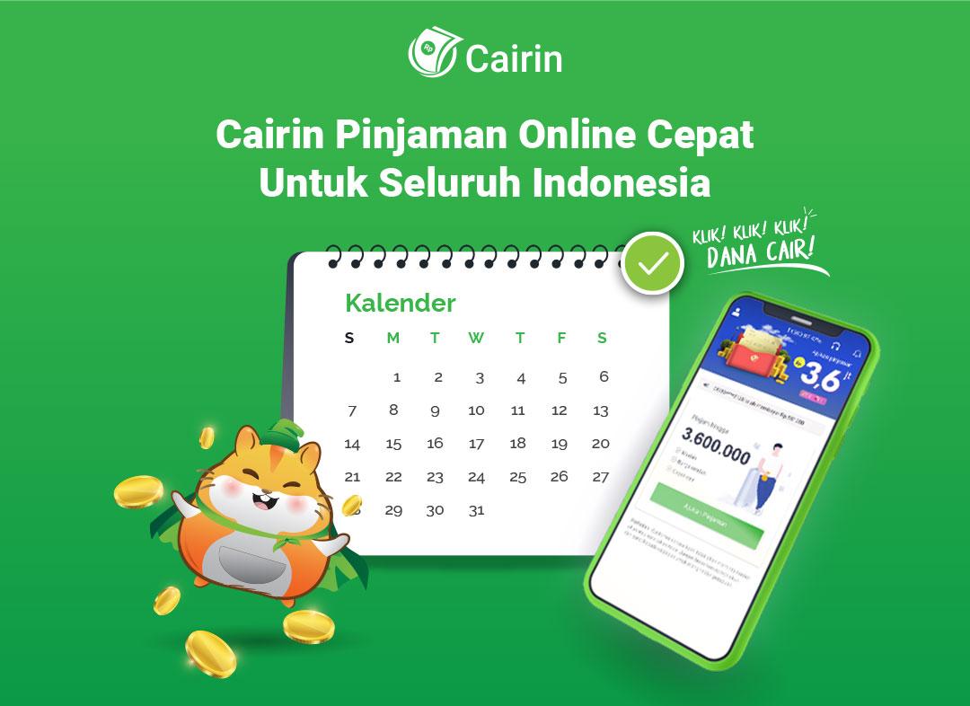 Cairin Pinjaman Online Cepat Mudah Dan Terpercaya